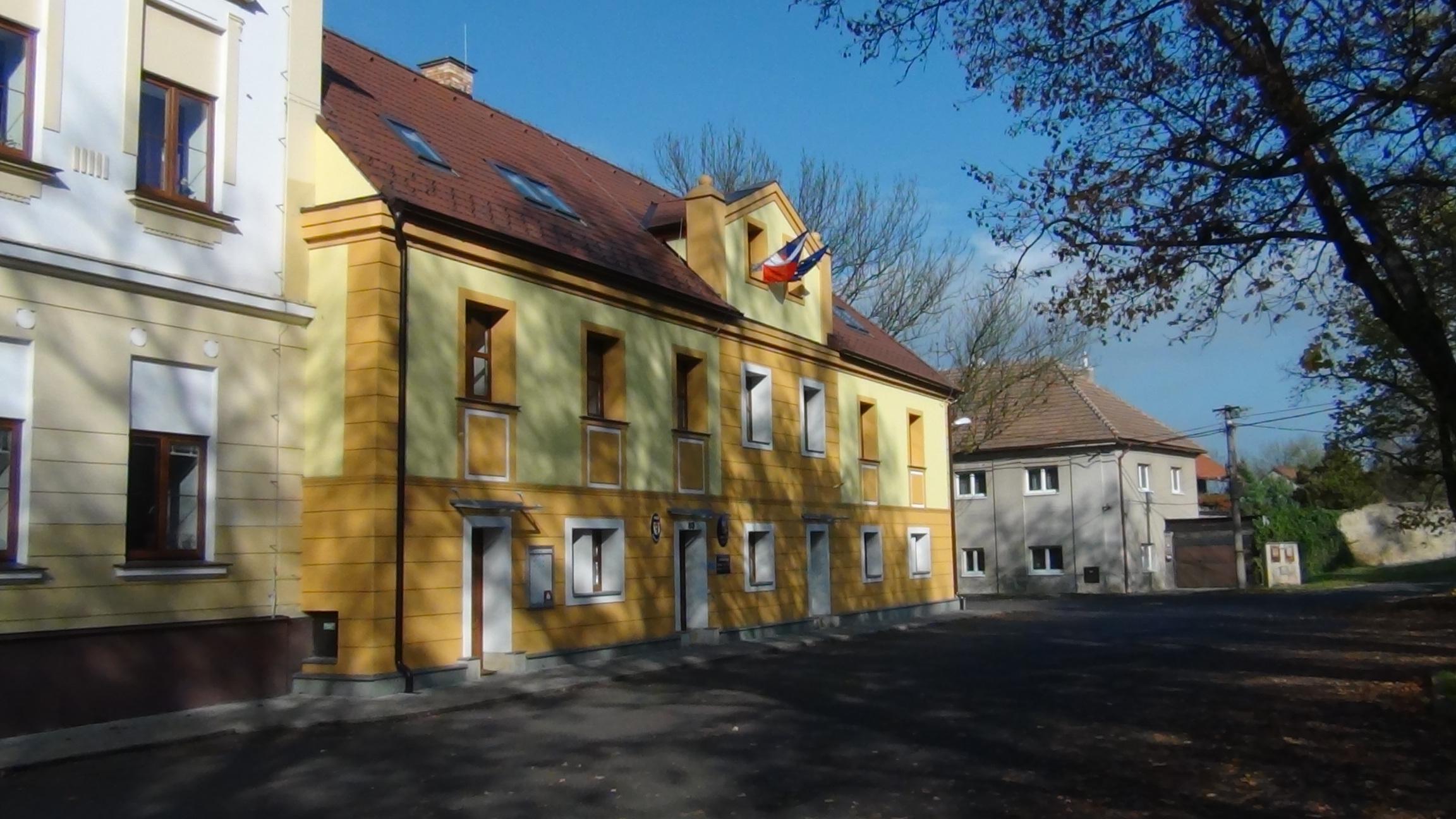 Obecní úřad Tuchlovice